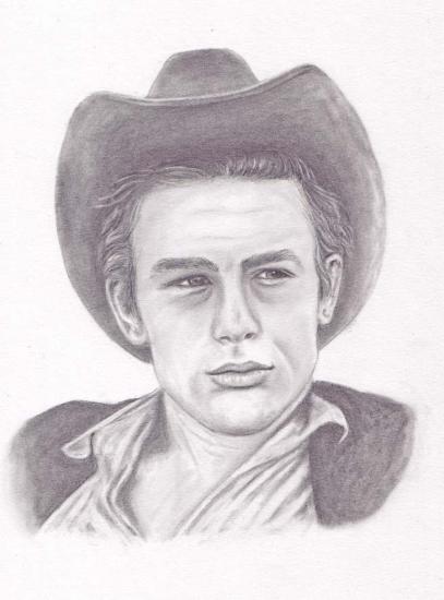 James Dean par Juicefine